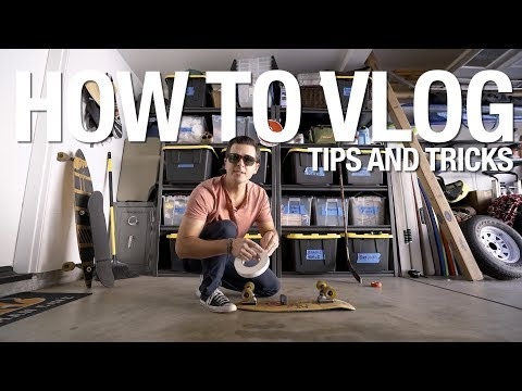 HOW TO VLOG - CAMERAS and TIPS!