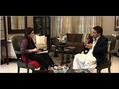 Pakistan ki bharat policy - General pervez Musharraf - News Beat, 12 Feb 2016