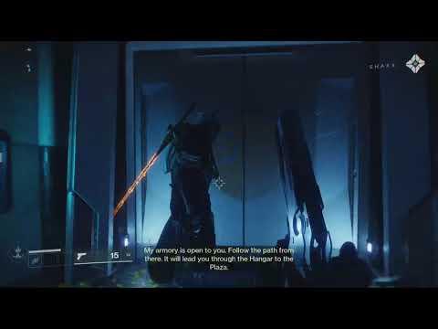 Destiny 2 (I got past capacity!)