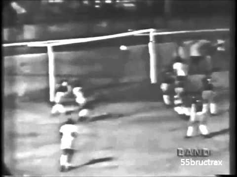 1969 Pelé vs Venezuela - Assists & Goals