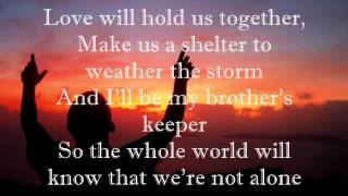 Hold Us Together Matt Maher