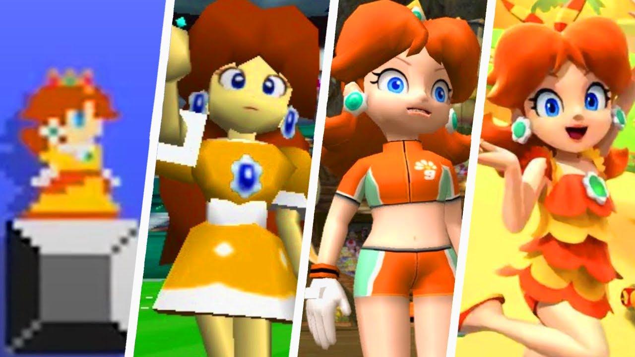 Evolution of Princess Daisy's Voice (2000 - 2021)