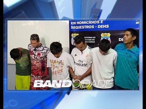 Operação contra o tráfico de drogas prende 6 pessoas
