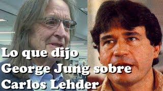 Entrevista a GEORGE JUNG, el socio de CARLOS LEHDER parte 1