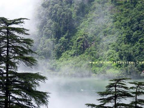 Nainital Monsoon - Nainital - Nainital Tour - Nainital Tourism Nainital Lake