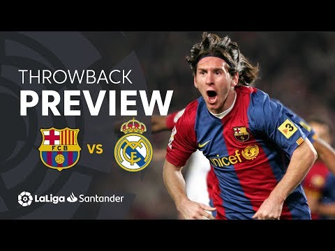 Throwback Preview: FC Barcelona Vs Real Madrid (3-3)