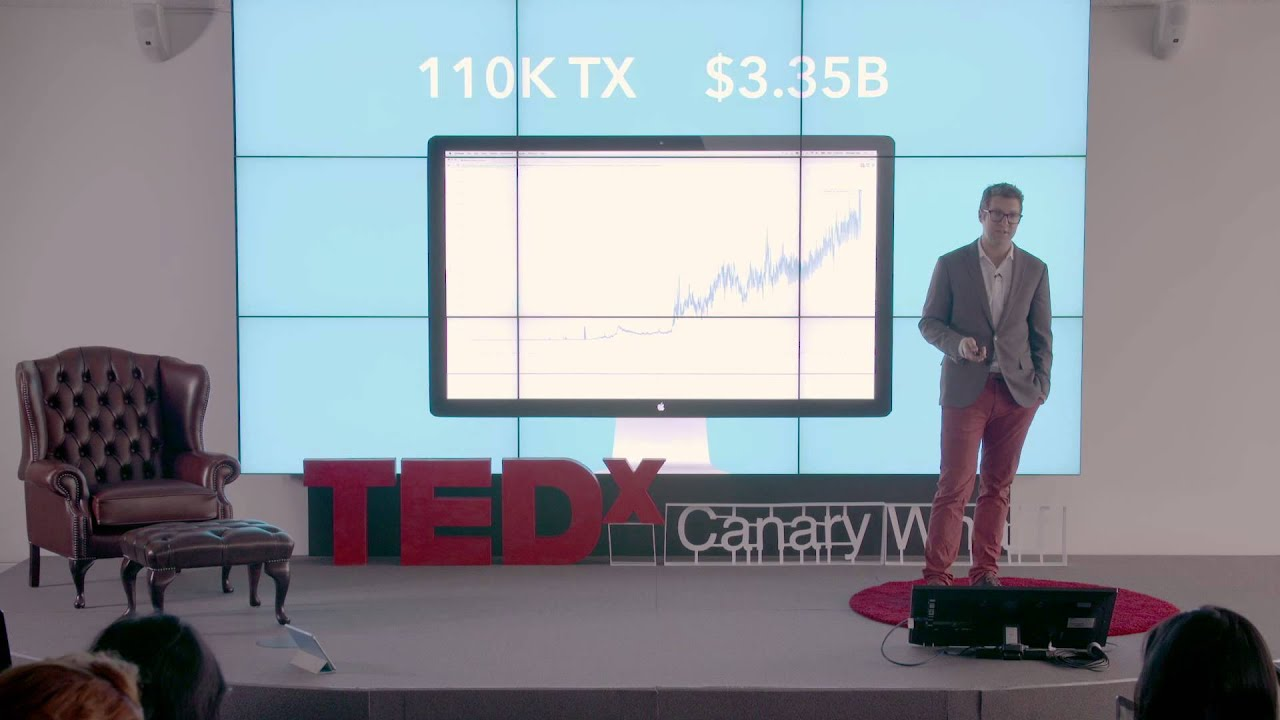 It's time to reimagine money | Nicolas Cary | TEDxCanaryWharf 2015
