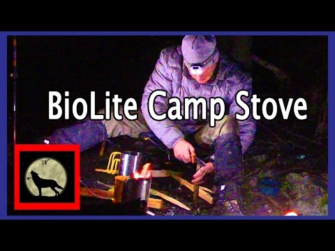 BioLite Camp Stove - Field Use, Review and Thoughts