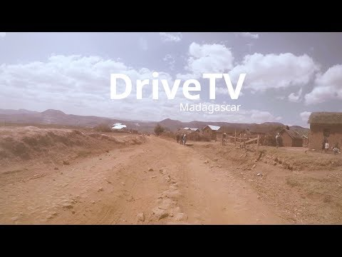 DriveTV |  Driving from Ambohibary to Antsampanimahazo, Madagascar | WaterAid