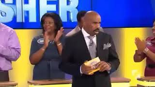 Family Feud | Funny Answer