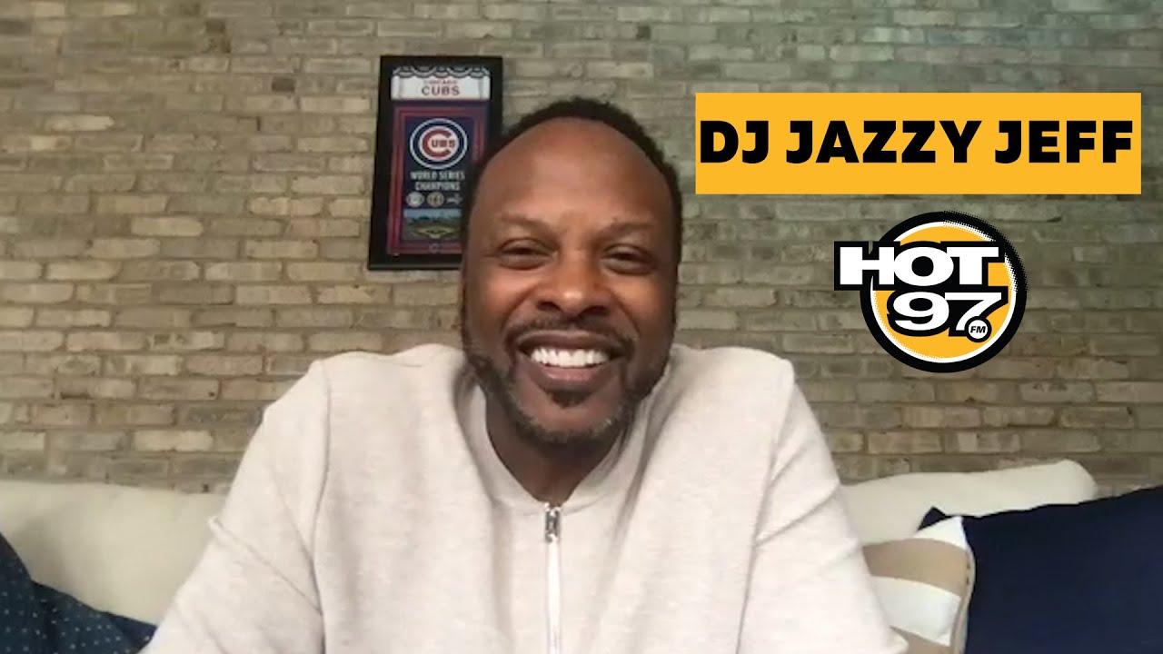 Download DJ Jazzy Jeff On Fresh Prince Of Bel-Air, Reunion, DJ Legacy + COVID-19