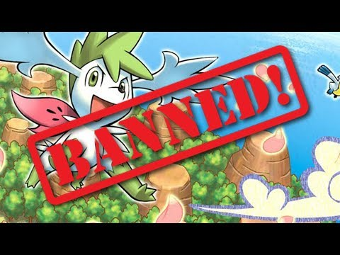 GETTING BANNED (Pokemon Mystery Dungeon)