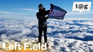 Gay Mountaineer of Color Making Room on Every Summit  | NBC Left Field