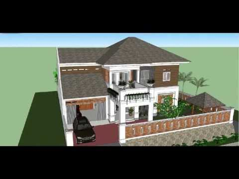 modern bali house