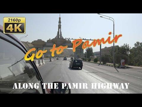 From Dushanbe to Hulbuk - Tajikistan 4K Travel Channel
