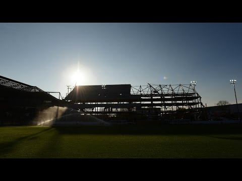 Ashton Gate Update: A Look Of The New West Stand