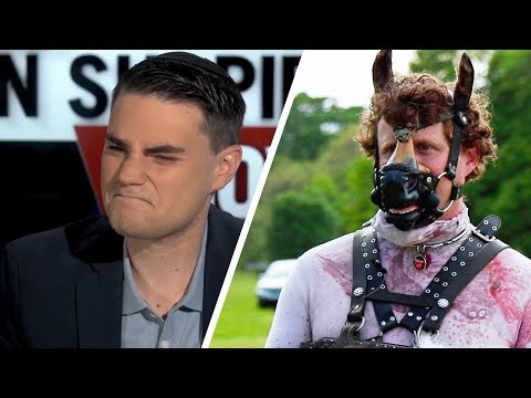 "Shapiro Melts Down Over ""Ponying"" Trend"