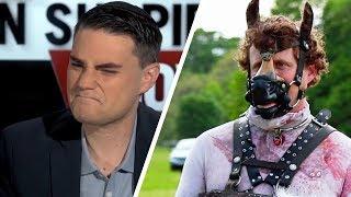 "Shapiro Melts Down Over ""Ponying"" Trend"