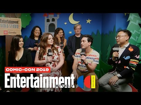 'Superstore' Stars America Ferrera, Ben Feldman & Cast LIVE | SDCC 2019