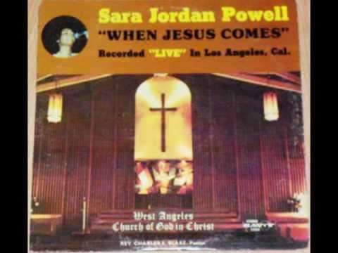 """I Will make The Darkness Light"" Sara Jordan Powell"