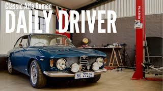Fixing My Classic Alfa Romeo Daily Driver (For The Road 8)