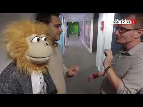Jeff Panacloc et Jean-Marc allument la rédaction du Parisien