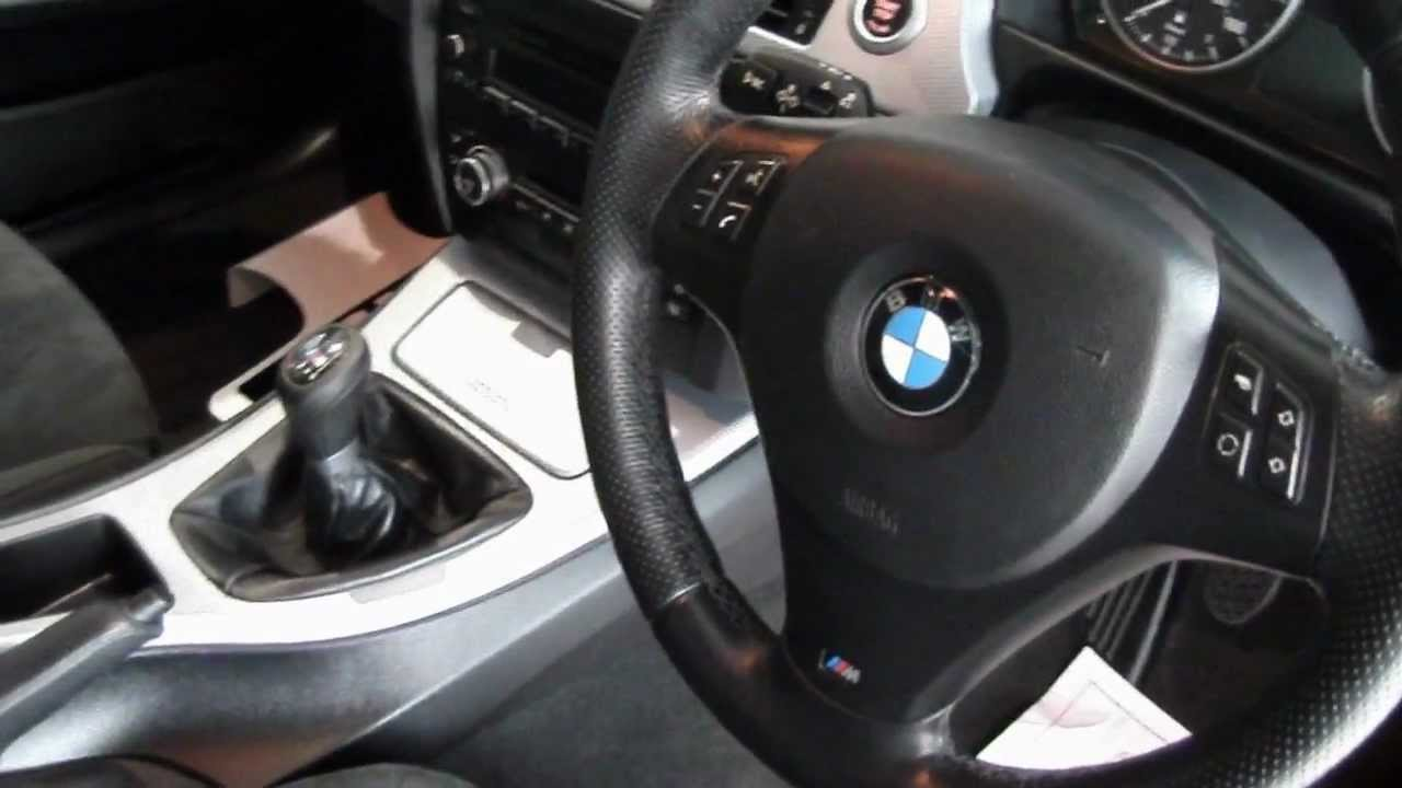 2007 57 Bmw 3 Series 2 0td 318d M Sport Youtube