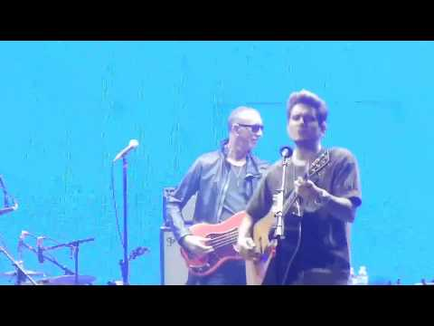 Clarity - John Mayer band - Honda Center - Anaheim CA - July 25 2017