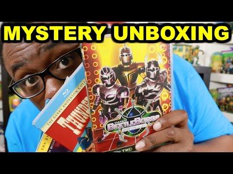 SPLATOON and BEETLEBORGS (Mystery Mail Unboxing) : Black Nerd