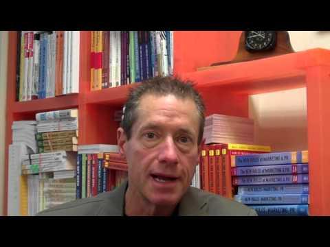 David Meerman Scott in Egypt