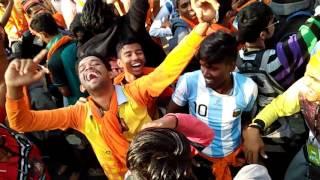 sai bhajan sanskritik mandal Palkhi sohala 2016