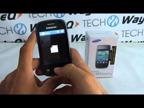Samsung Galaxy Pocket Neo bemutató videó