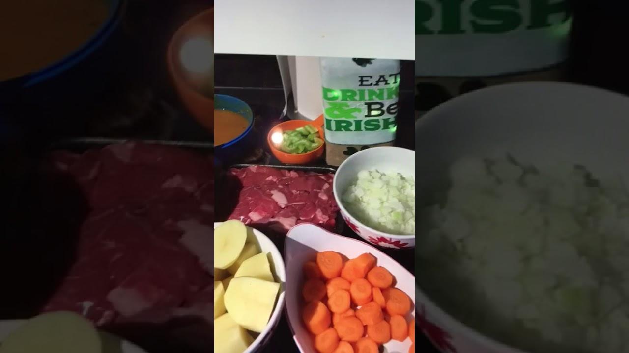 Nora's Irish Stew