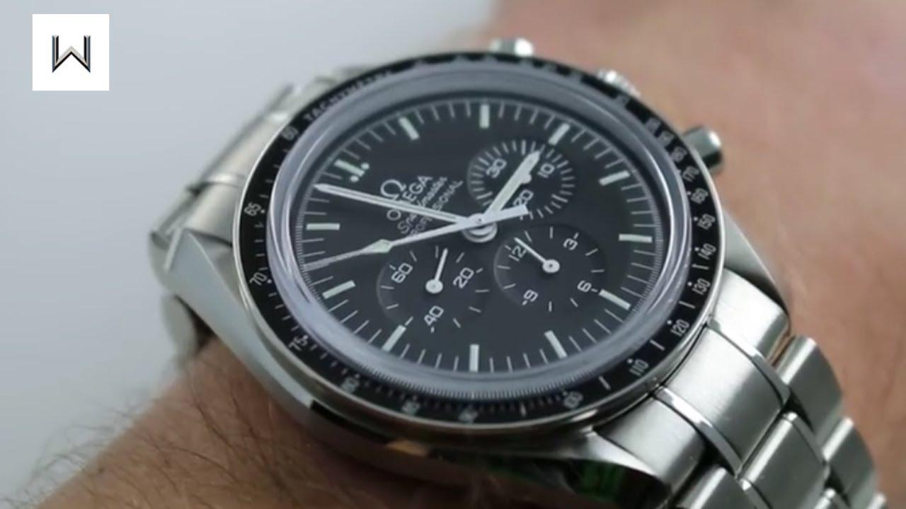 Omega Speedmaster Moonwatch Professional Chronograph Ref ...