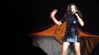 Melanie Fiona - Bang Bang - Bell Center -  Montreal - February 28th 2010