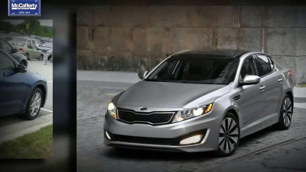 Fred Beans Kia >> Kia Optima Vs. Nissan Altima - YouTube