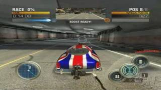 Full Auto Xbox 360 Gameplay - American muscle