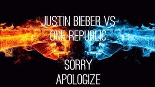 Justin Bieber Sorry Apologize AnDy Wu Remix