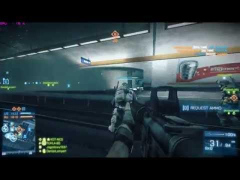 TUHLA-Gaming  Metro Battlefield 3