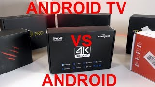 ANDROID TV VS ANDROID! TERZA PUNTATA TV BOX ANDROID GUIDA ALL