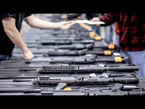 Gun Makers Admit That Mass Shootings Are Great For Business - The Ring Of Fire