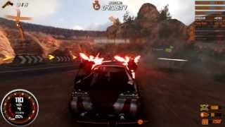 [Trailer] Gas Guzzlers Combat Carnage (Combat Racer)