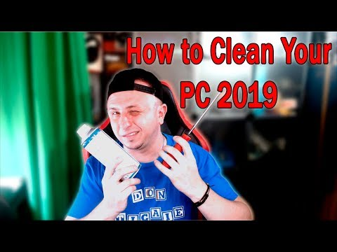 How to Clean Your Pc Part 1