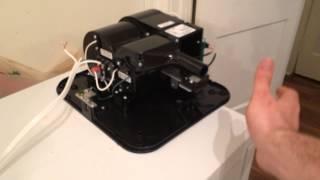 xlerator hand dryer test