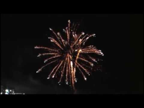 Fuochi D'artificio Ferragosto Bellaria Igea Marina 15/08/2017