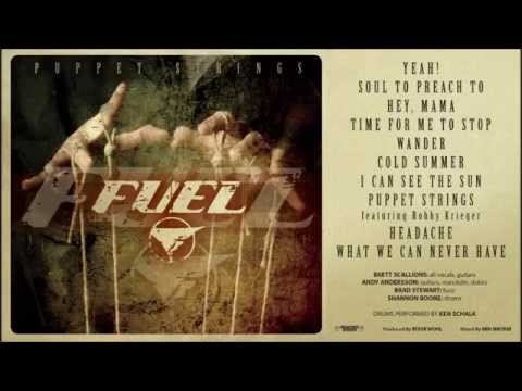 Fuel - Puppet Strings (Full Album)