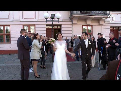 Hochzeit mit Flashmob YouTube