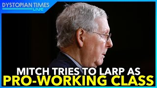 Mitch McConnell Wants You to Think Corporate Personhood is Pro-Worker