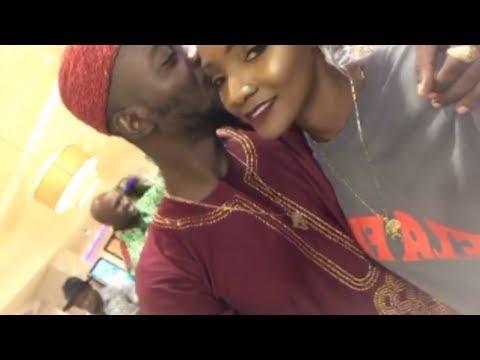 Adekunle Gold Finally Kiss Simi | As They Both Performed Together At His Concert