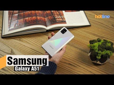 Samsung Galaxy A51 — обзор смартфона